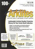 Comic Sleeve: Mylar Current Arklite 100pk (#158-100)