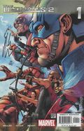 Ultimates 2 (2004 2nd Series) 1DFSIGNED