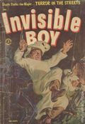Invisible Boy (1954 Approved) 2
