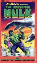 Incredible Hulk PB (1982 Marvel Illustrated Books) 1-1ST