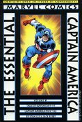 Essential Captain America TPB (2001- 1st Edition) 1-1ST