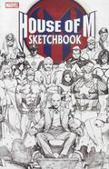 House of M Sketchbook (2005) 1