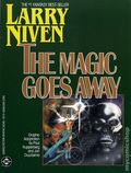 Magic Goes Away GN (1986 DC Science Fiction Series) 1-1ST