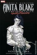 Anita Blake Vampire Hunter Guilty Pleasures HC (2007-2008 Marvel) 1D-1ST