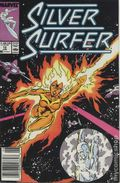 Silver Surfer (1987 2nd Series) Mark Jewelers 12MJ