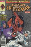 Amazing Spider-Man (1963 1st Series) Mark Jewelers 321MJ