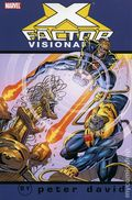 X-Factor Visionaries Peter David TPB (2005-2008 Marvel) 3-1ST
