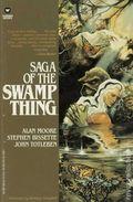 Saga of the Swamp Thing TPB (1987 Warner Edition) 1-1ST