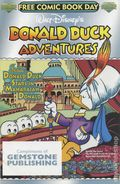 Donald Duck Adventures FCBD (2003) 1D
