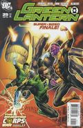 Green Lantern (2005-2011 3rd Series) 25A