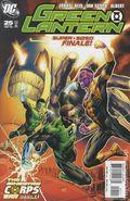 Green Lantern (2005-2011 3rd Series) 25A
