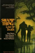 Swamp Thing Love and Death TPB (1990 Warner Edition) 1-1ST