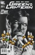 Green Lantern (2005-2011 3rd Series) 23B