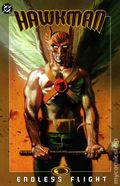 Hawkman TPB (2003-2006 DC) By Geoff Johns, James Robinson, Jimmy Palmiotti and Justin Gray 1-1ST