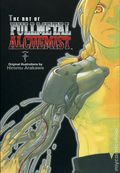 Art of Fullmetal Alchemist HC (2005 The Manga) 1-1ST