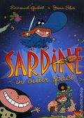 Sardine in Outer Space GN (2006-2008 First Second Books) 1-REP
