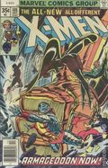 Uncanny X-Men (1963 1st Series) Mark Jewelers 108MJ