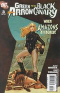 Green Arrow Black Canary (2007) 3A