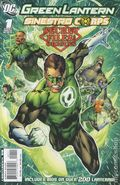 Green Lantern Sinestro Corps Secret Files (2007) 1