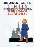 Adventures of Tintin in the Land of the Soviets SC (2007) 1-1ST