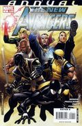 New Avengers (2005 1st Series) Annual 2