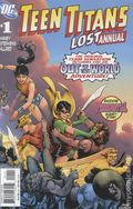 Teen Titans The Lost Annual (2008) 1