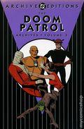 DC Archive Editions Doom Patrol HC (2002-2008 DC) 3-1ST