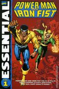 Essential Power Man and Iron Fist TPB (2008 Marvel) 1-1ST