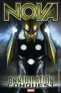 Nova TPB (2007-2010 Marvel) By Dan Abnett and Andy Lanning 1-1ST