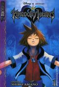 Kingdom Hearts GN (2005-2006 Tokyopop Digest) 1-REP
