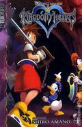 Kingdom Hearts GN (2005-2006 Tokyopop Digest) 4-1ST