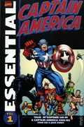 Essential Captain America TPB (2008- Marvel) 2nd Edition 1-1ST