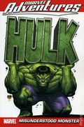 Marvel Adventures Hulk TPB (2007- Digest) 1-1ST