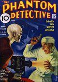 Phantom Detective Jan 1935 Replica SC (2007 Adventure Comics) Death on Swift Wings 1-1ST