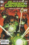 Green Lantern (2005-2011 3rd Series) 25B