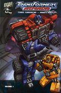 Transformers Armada TPB (2003-2004 Dreamwave) 1-1ST