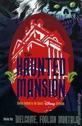 Haunted Mansion HC (2007 SLG) 1-1ST