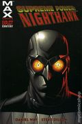 Supreme Power Nighthawk TPB (2006 Marvel MAX) 1st Edition 1-1ST