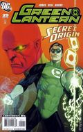 Green Lantern (2005-2011 3rd Series) 29A