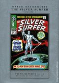Marvel Masterworks Silver Surfer HC (2008- Marvel) 2nd Edition 1-REP