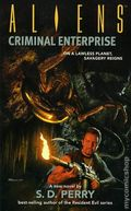 Aliens Criminal Enterprise PB (2008 Novel) 1-1ST