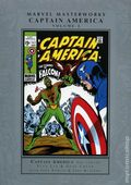 Marvel Masterworks Captain America HC (2003- Marvel) 4-1ST