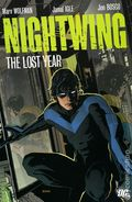 Nightwing The Lost Year TPB (2008 DC) 1-1ST