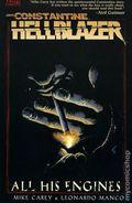 Hellblazer All His Engines GN (2006 DC/Vertigo) John Constantine 1-1ST
