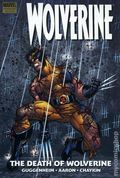 Wolverine The Death of Wolverine HC (2008 Marvel) 1-1ST