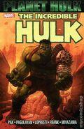 Incredible Hulk Planet Hulk TPB (2008 Marvel) 1-1ST