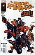 Amazing Spider-Girl (2006) 19A
