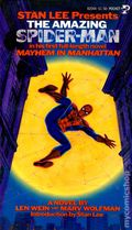 Amazing Spider-Man Mayhem in Manhattan PB (1978 Marvel Novel) 1-REP