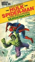 Hulk and Spider-Man Murdermoon PB (1979 Pocket Novel) 1-1ST
