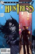 Huntress Year One (2008) 2